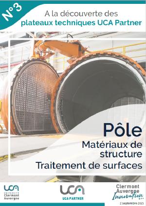 Découvrez le dossier technique du Pôle Matériaux de structure-Traitement de surface