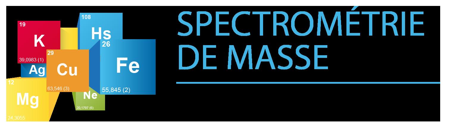 logo spectro de masse