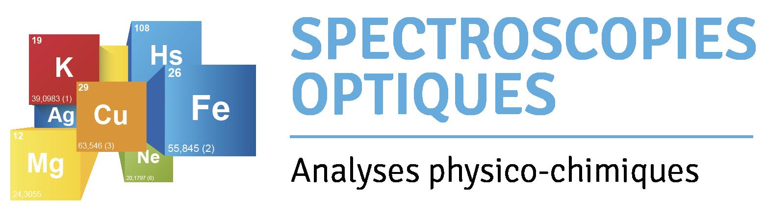 logo Spectroscopie Optique